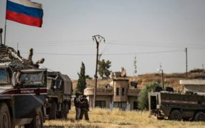 Russia sents more officers to Syria where Turkish, Kurdish forces clashed 22