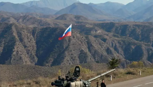 Russia's 'revenge' after Nagorno-Karabakh: Reprisals in Syria for Turkey's support of Azerbaijan 69