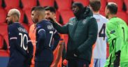 Paris Saint-Germain vs Istanbul Basaksehir abandoned: Players walk off after alleged racist remark 15