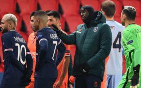 Paris Saint-Germain vs Istanbul Basaksehir abandoned: Players walk off after alleged racist remark 26
