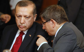 """Erdoğan is under putschist military """"tutelage'' and will soon be """"eliminated'' by the faction that controls him: Ex-Prime Minister and ally 25"""