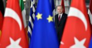 Facing Biden, Erdogan extends olive branch to EU 11