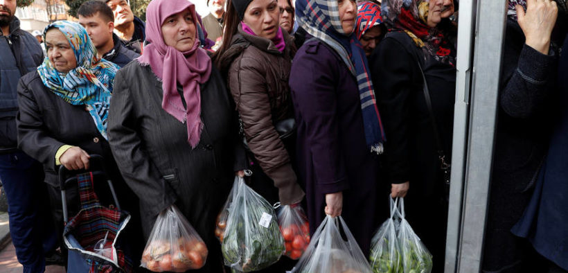 The real portrait of Turkey's economy 34