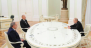 Pashinyan, Aliyev, Putin Sign Agreement to 'Unblock' Armenia-Azerbaijan Border 22