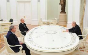 Pashinyan, Aliyev, Putin Sign Agreement to 'Unblock' Armenia-Azerbaijan Border 21