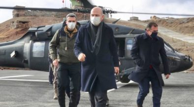 Turkey's interior minister suspected of being a drug kingpin 22