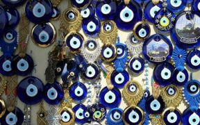 Turkey's religious authority denounces 'evil-eye' charms 24