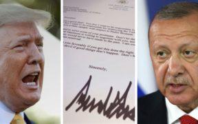 Man accused of terrorism for sharing Trump's bizarre letter to Erdoğan on social media in Turkey's Diyarbakır 30