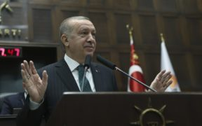 Turkey says 2-state solution only option for divided Cyprus 25