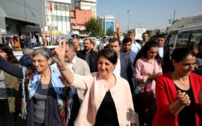 Turkey's pro-Kurdish party MPs targeted in legal barrage 26