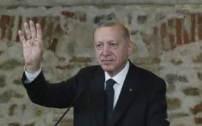 Turkey's Erdogan vows 'no mercy' to violent protesters 22