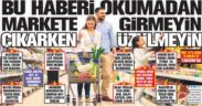 Turkish pro-gov't daily advises against grocery shopping while hungry to battle inflation 6