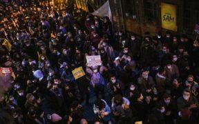 Erdogan likens students to terrorists, condemns Bogazici rallies 23