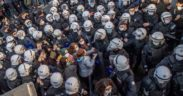Erdogan seizes on student protests to further polarize Turkey 23