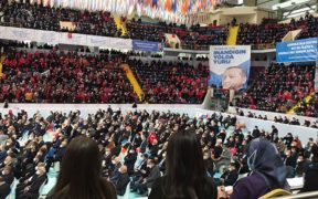 Turkey's AK Party criticised for holding rallies amid COVID surge 32