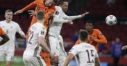 Netherlands beats Latvia 2-0; Turkey downs Norway 3-0 13