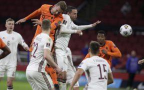 Netherlands beats Latvia 2-0; Turkey downs Norway 3-0 21