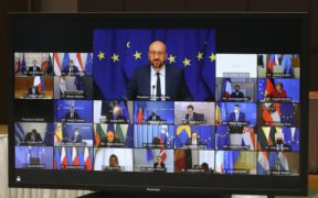 EU offers Turkey aid, trade help despite rights concerns 23
