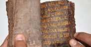 2,500-year-old golden Torah seized in Turkey from suspect's car 17