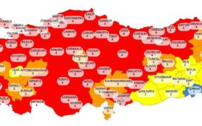 Turkey tightens coronavirus measures, brings back weekend lockdowns 29