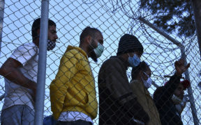 Top EU official condemned for window-dressing the containment of refugees 24