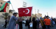 A thaw in Turkey's relations with Egypt? 21
