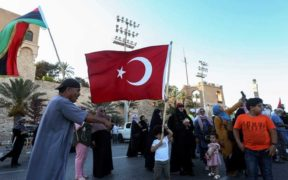A thaw in Turkey's relations with Egypt? 25