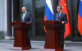 Beijing and Moscow welcome Tehran to the fold 30