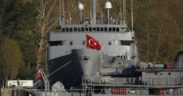 Turkey detains ex-admirals over statement on straits treaty 20