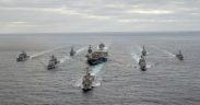 Turkey says U.S. warships to deploy in Black Sea until May 4 21