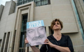 Altan's release sets important precedent for political prisoners: Freedom House 27