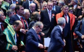 How Erdogan turned the Turkish courts into a political weapon - by Henri J. Barkey 22