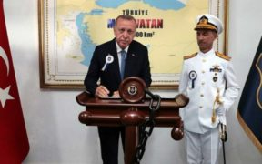 Ex-admirals' declaration hints at tension between Erdoğan, anti-NATO officers 31
