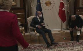 L'affront subi par Ursula von der Leyen à Ankara fait polémique 21