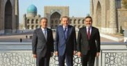 Turkey: from common heritage to security and mosque diplomacy in Central Asia 1