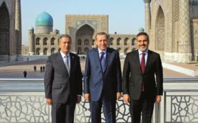 Turkey: from common heritage to security and mosque diplomacy in Central Asia 21