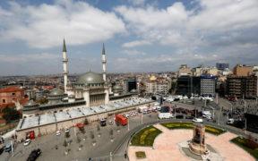 Turkey's Erdogan inaugurates major new mosque in heart of Istanbul 25