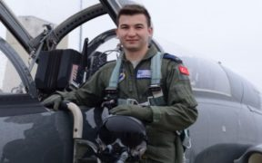 Turkish student combat pilot, top in his class and awarded by the US Air Force, was condemned to life in prison on bogus charges 23