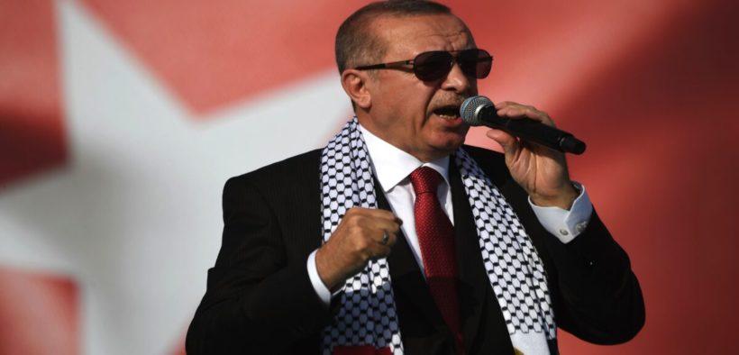 Can Erdogan seize on Israeli-Palestinian crisis to make diplomatic gains?