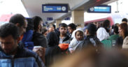 Number of people forcibly displaced reaches historic high 11