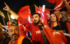 Germany's Largest Right-Wing Extremist Group is Turkish, not German 22