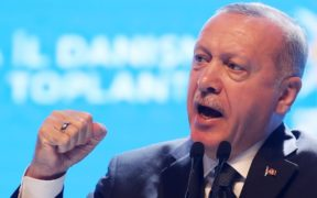 Turkey's Erdogan Whips Up Antisemitism 27