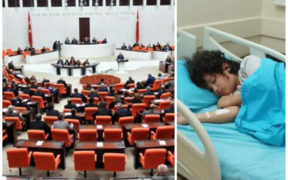 Turkey's Parliament rejects proposal to postpone prison sentence of mothers with children under 15 61