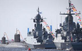 Russia launches Mediterranean drills amid rift with Britain