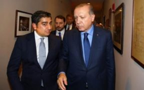 Shady Turkish tycoon Sezgin Baran Korkmaz was arrested in Austria at the request of the USA 23