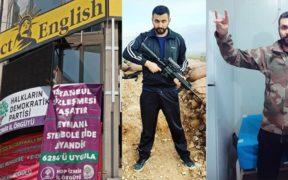 Ultranationalist man storms Pro-Kurdish HDP office in Izmir, kills worker. 24