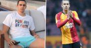 Turkish footballer sparks homophobic backlash with rainbow T-shirt 14