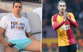 Turkish footballer sparks homophobic backlash with rainbow T-shirt 22