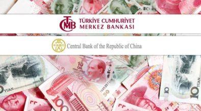 Turkey Signed New $3.6 Billion Swap Deal With China, Erdogan Says 64
