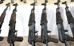 Guns reported missing in Turkey enough to arm 20 brigades, journalist says 21